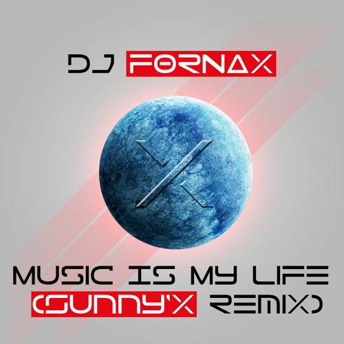 DJ Fornax - Music Is My Life (Sunny'X Remix)