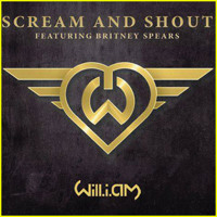Will.I.Am ft Britney - Scream&Shout (Jason Risk Bootleg Remix)