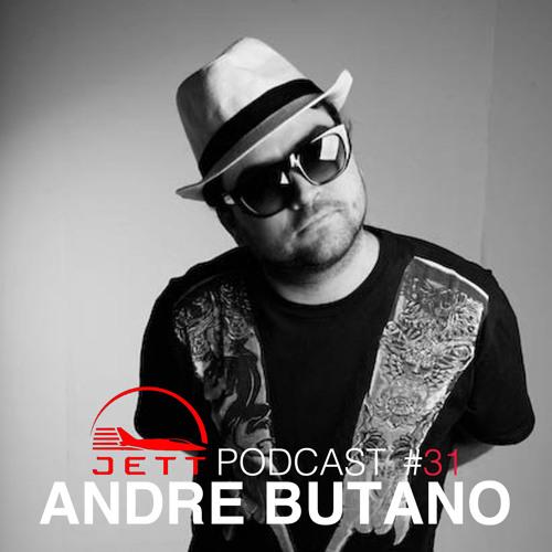 JETT Records Radioshow #31 feat. ANDRE BUTANO