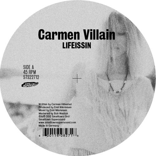 Carmen Villain - Lifeissin (Prins Thomas remix)