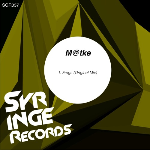 m@tke-Frogs [Syringe Records] Out Now!!!