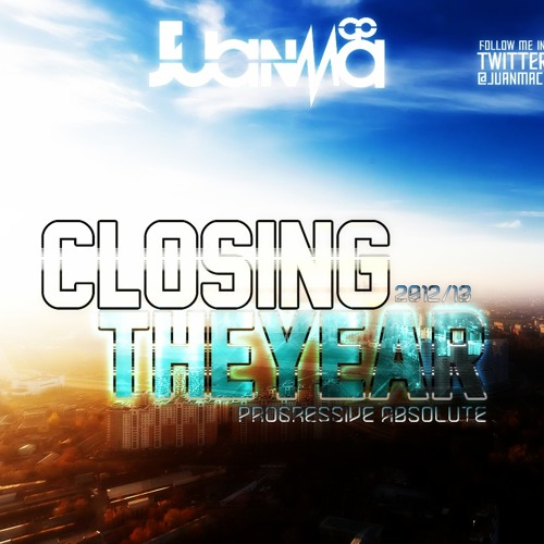 Juanma CP - Closing the Year 2012.13 (Progressive Absolute December 2012)