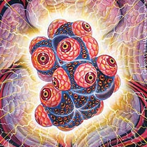 Lost My Marbles In A Biomorphic Vibration...