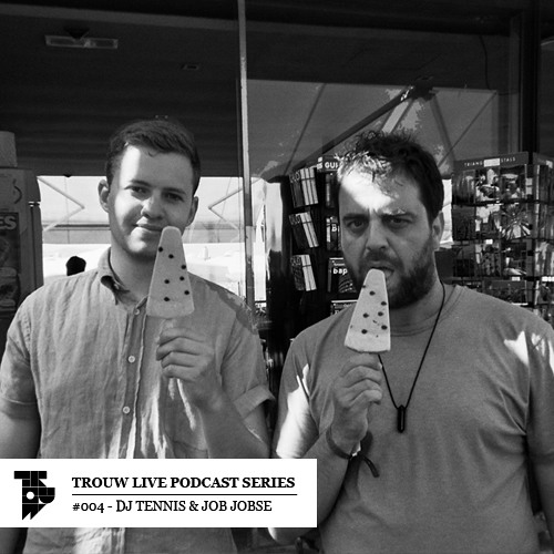 Trouw Live Podcast Series #4 - DJ Tennis & Job Jobse @ ADE Trouw op Zondag Special 21-10-2012