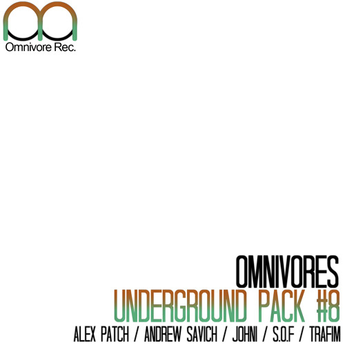 OMR042 // Omnivore's Underground Pack #8 // 2013.01.07