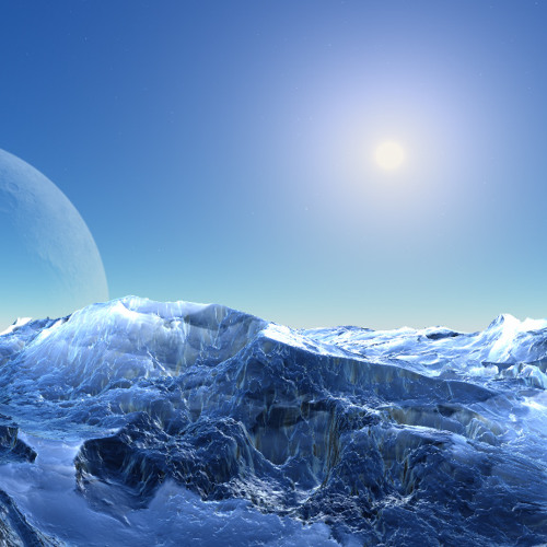 The Ice Planet