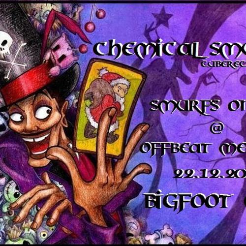 Chemical Smurfs Offbeatmeeting 22.12.12 BigFoot Club Kriens
