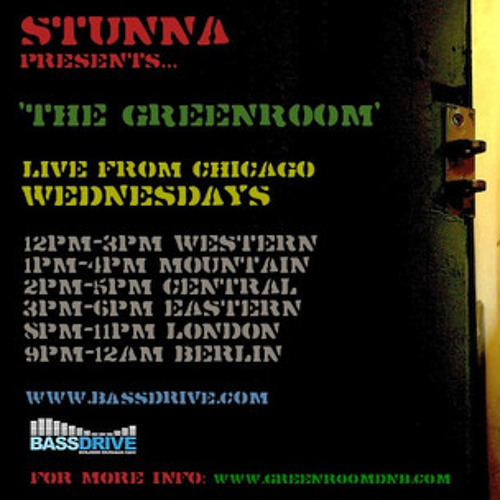 Sinchrone - Demure (STUNNA Live in The Greenroom OCTOBER 17 2012 mix cut)