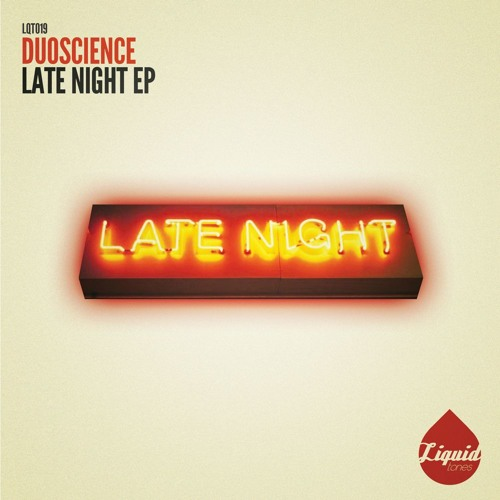 [LQT019] DUOSCIENCE - LATE NIGHT [OUT 25 DEC]