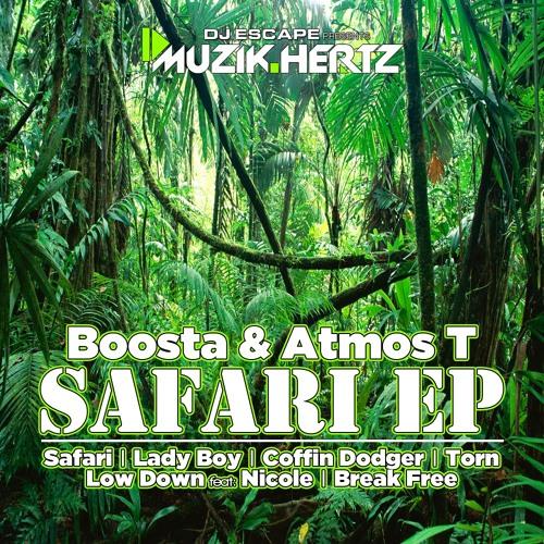 Boosta & Atmos T - Coffin Dodger - Muzik Hertz