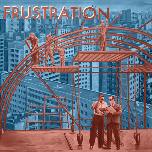 """BB046 - FRUSTRATION  """"DYING CITY"""" - OUT in 2013"""