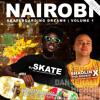 Nairobi SKATEBOARDING Dreams (feat. DJ Skate & ShaolinX - tha Rookie)