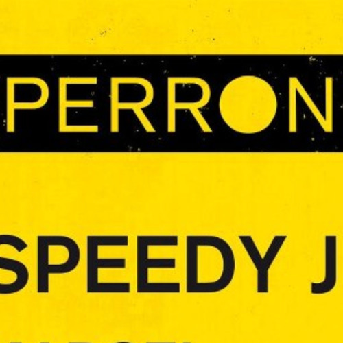 Speedy J @ Perron 211212