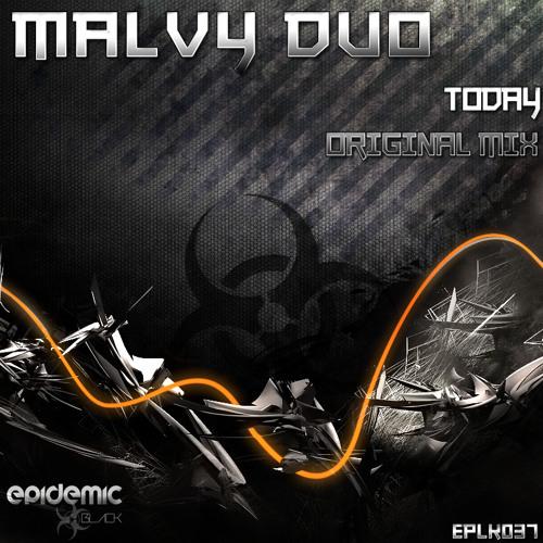 EPBLK037 - Malvy Duo - Today (Original Mix)