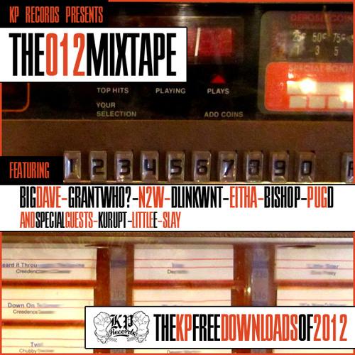 The 012 Mixtape KP RECORDS