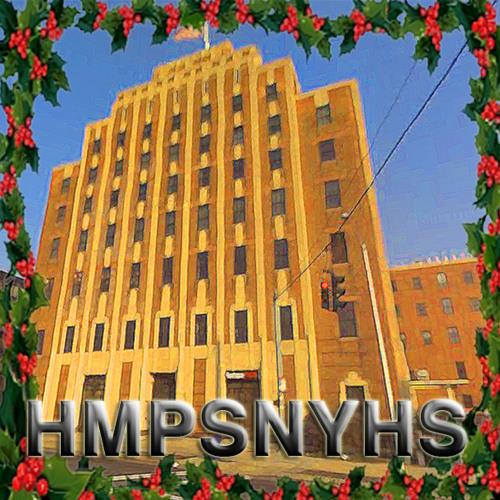 "Hempstead, New York HMPSNYHS - All Circuits Busy ""Christmas"" Recording"