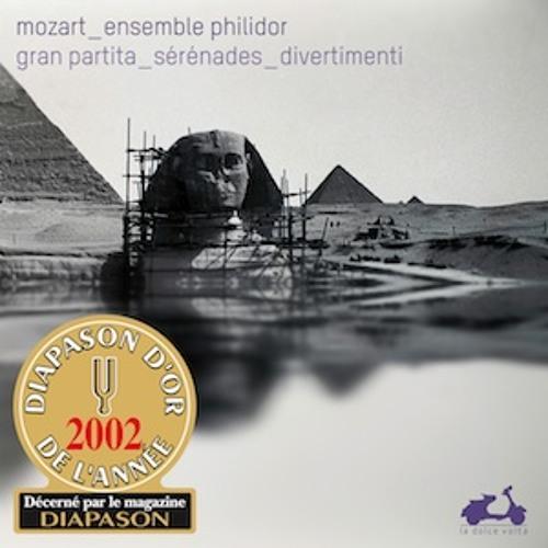 Mozart, Sérénade n°10, K361 Gran Partita (Finale)