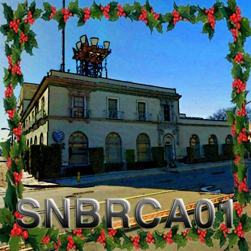 """San Bernardino, California SNBRCA01 - All Circuits Busy """"Holiday"""" Recording"""