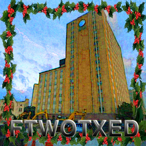 """Ft. Worth, Texas FTWOTXED - All Circuits Busy """"Christmas"""" Recording"""