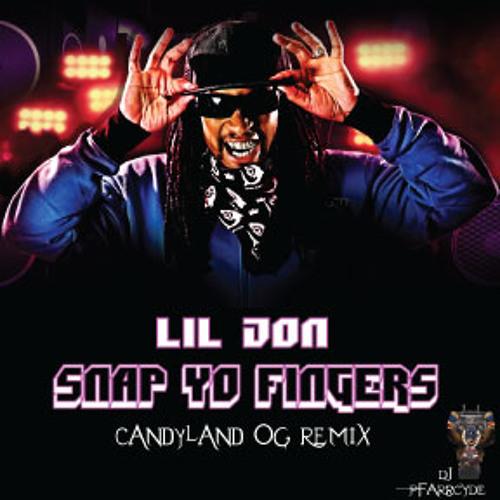 """Lil Jon - """"Snap Yo Fingers"""" - (Candland OG Remix) [Pfarrcyde Bootleg]"""
