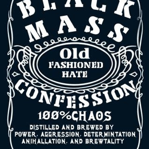 Black Mass Confession - Everyone's A Victim