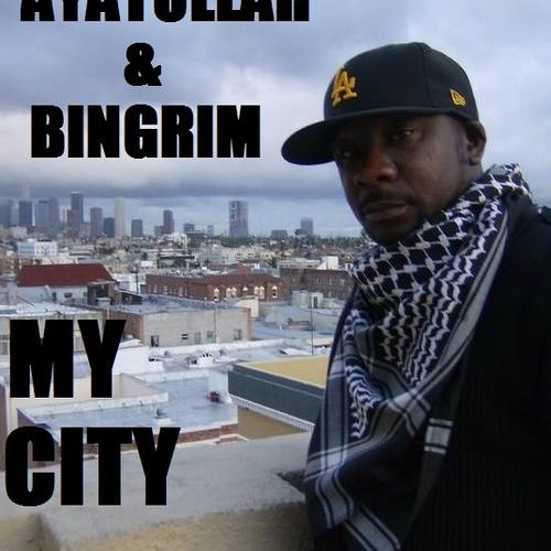 My City produced by Ayatollah from the LP House of Trapdoors