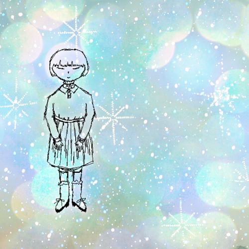 snowly girl