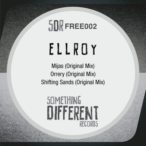 [SDRFREE002] Ellroy - Shifting Sands (Original Mix) [FREE 320 DOWNLOAD]