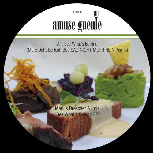 Marius Drescher & Iorie - See what´s behind (Westbalkonia 'Sag nicht mehr nein' Remix)