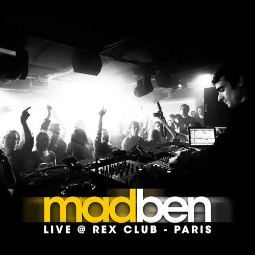 Madben (live) recorded @ Rex club, Astroclub, Novembre 2012