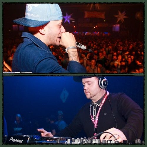 DJ Phantasy & Evil B - In the Dam 2012