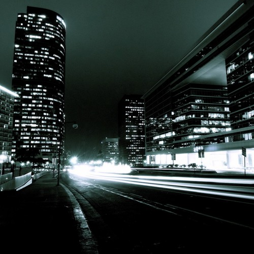 SKENG - The City @ Night