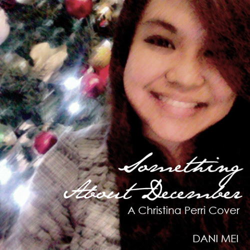 Something About December - Cover