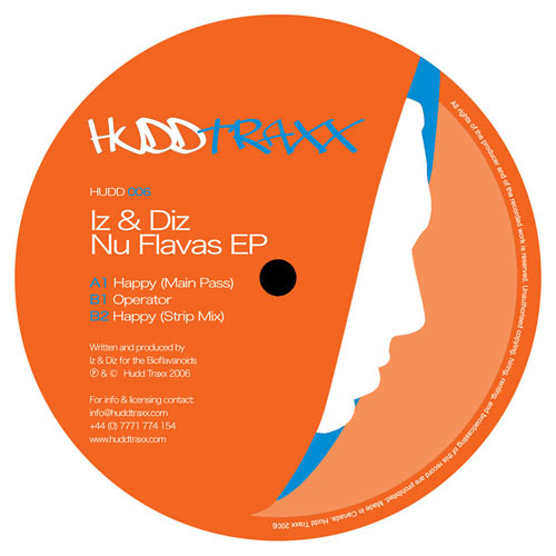 Iz & Diz | Happy | Hudd Traxx Christmas Present