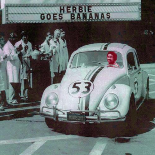 Pete Sasqwax : Herbie Goes Bananas : Mixmas 2012