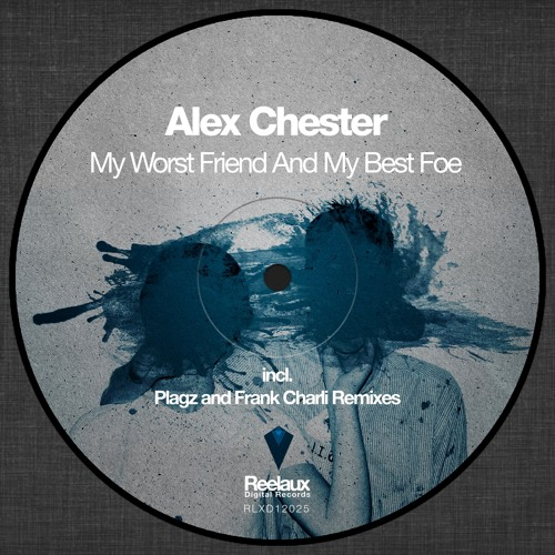 Alex Chester - Synthetic Emotions - ( Reelaux Digital ) - OUT NOW