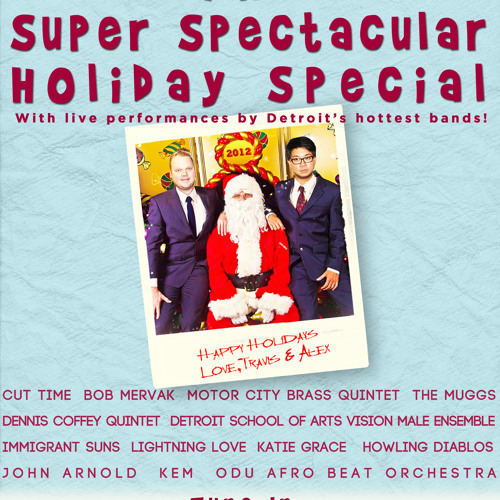 WDET Super Spectacular Holiday Special - Lightning Love