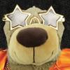 Happy Birthday - Reggae Rasta Teddy Bear