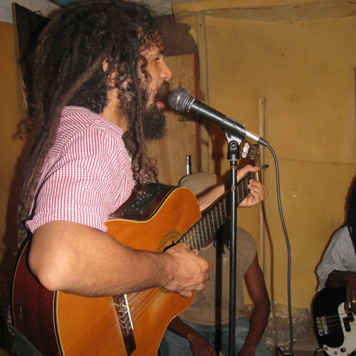 Hail Rastafari (Acoustic guitar)