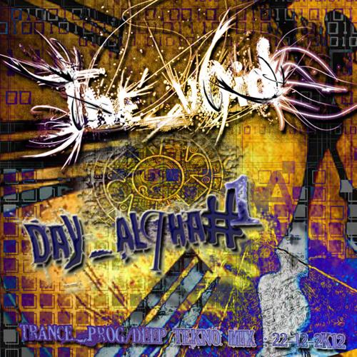The vOid [Trance prog, Deep tekno prog] @ Mezcalito Bar - Day alpha#1 - 22-12-2012