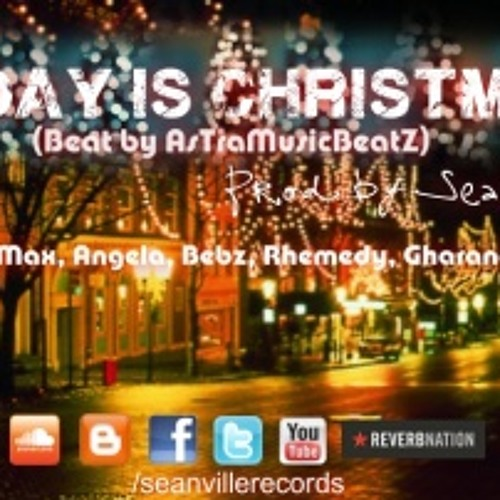 """""""Today Is Christmas""""-prod by Seanville"""