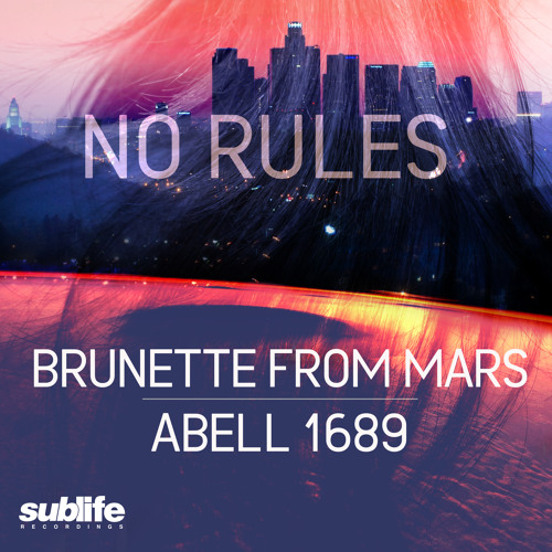 No Rules - Brunette from Mars ( Sublife Recordings )
