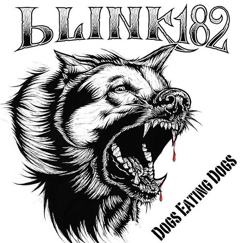 Blink 182 - Dogs eating dogs cover
