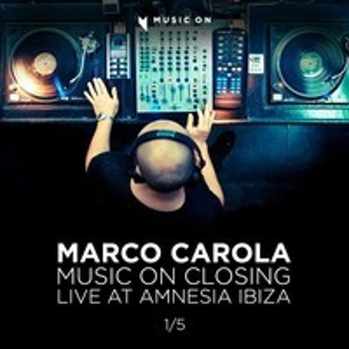 Marco Carola - Live at Amnesia Ibiza Closing Set 2012
