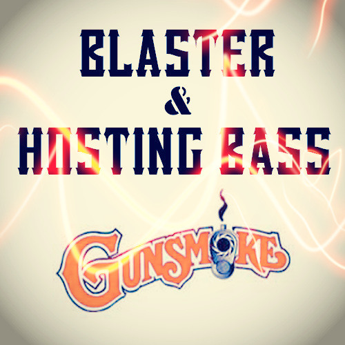 """Hosting Bass & Blaster - Gun Smoke (Original Mix) Xmas Gift """"Free Download"""""""