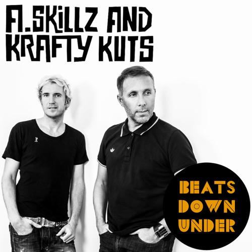 Beats Down Under Mix on A.Skillz & Krafty Kuts Page
