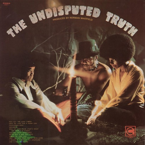 11 The Undisputed Truth - Like A Rolling Stone