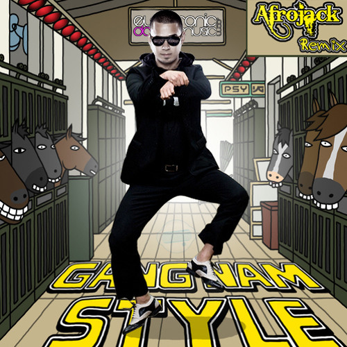 PSY-Gangnam style Afrojack Remix Preview