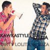 Download Kawkastyle & Fabio D'Elia - Dirty Lolita In Ibiza (Radio Edit) [FOR FREE DOWNLOAD] Mp3