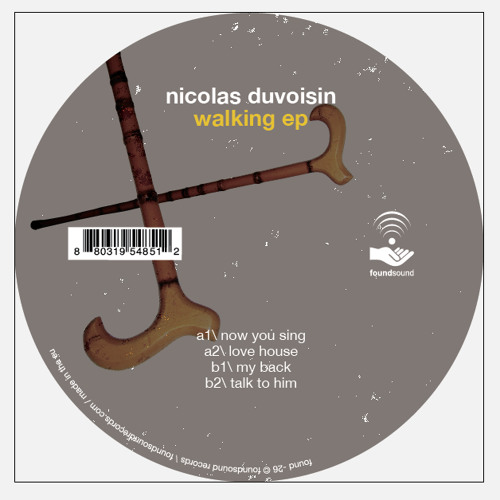 Nicolas Duvoisin - Now You Sing (Foundsound Records) Promo Clip